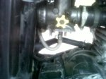 saluran masuk ke karburator