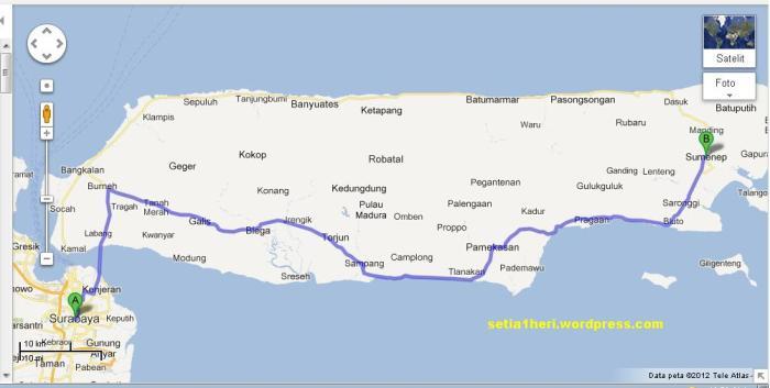 surabaya-bangkalan-sumenep