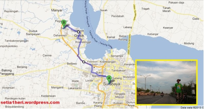 Gowes Gresik - Surabaya