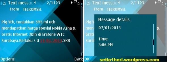 sms notifikasi diskon telkomsel