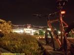 gowes di depan balai kota surabaya