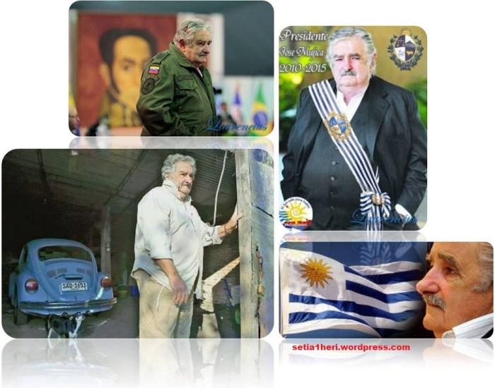 Jose Mujica Presiden Uruguay