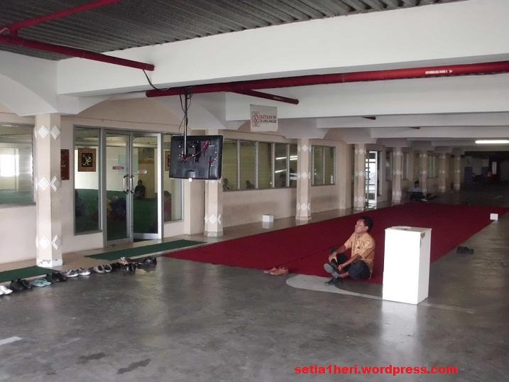 Masjid di PTC