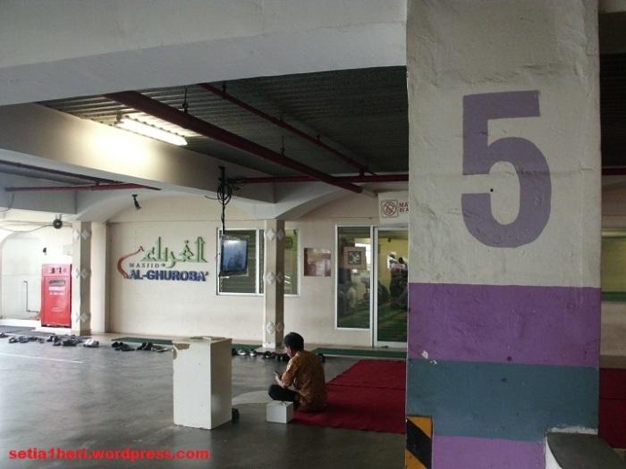 Masjid di SPI