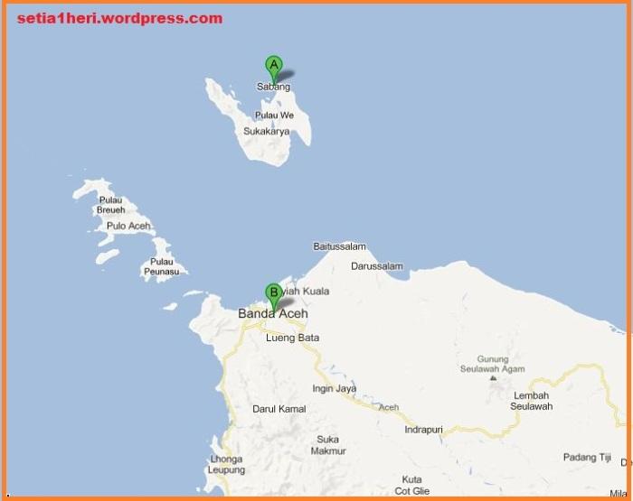 Sabang-Banda Aceh NAD