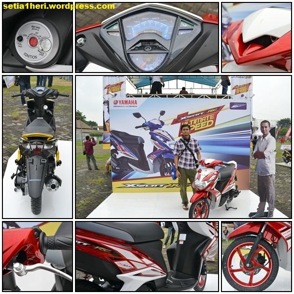 Yamaha Xeon RC di Surabaya