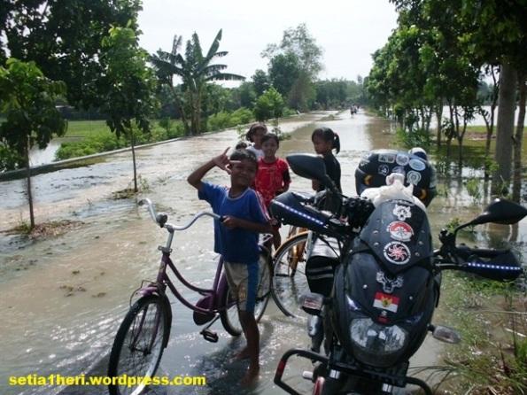 banjir di kenongosari