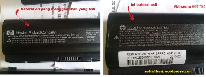 baterai ori cq41