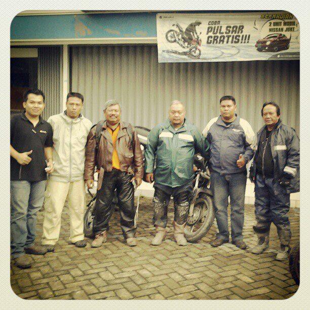 GPC-Lalar Gawe di Markas D'Bajaj Lampung