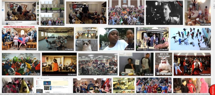 Harlem Shake Picture