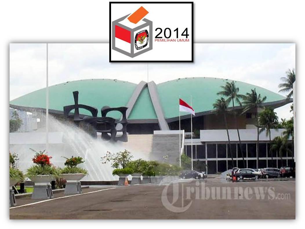 gedung senayang dan pemilu 2014