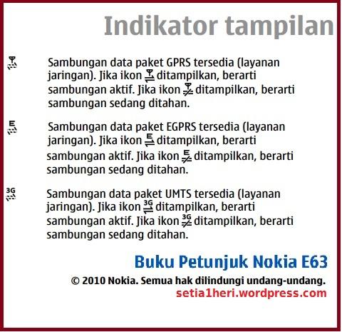 indikator sinyal 3G Telkomsel