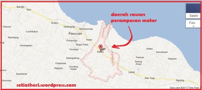 Rejoso Pasuruan Jawa Timur