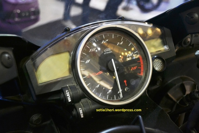 speedometer R6