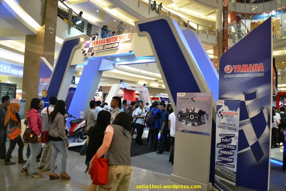 Yamaha Motor Show Royal Plaza