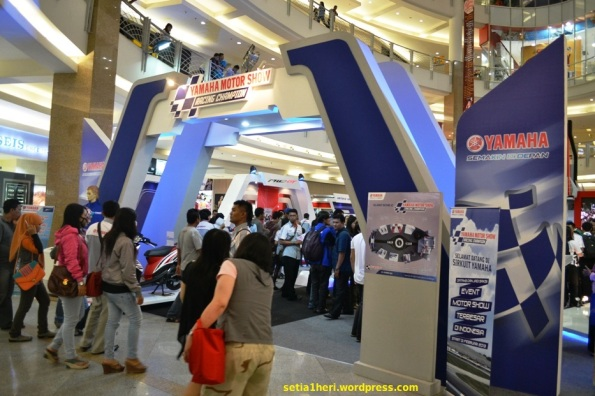 Yamaha Motor Show Royal Plaza