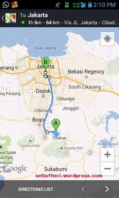 Cipayung-Jakarta