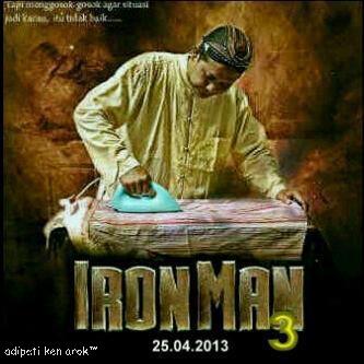 iron man versi jawa
