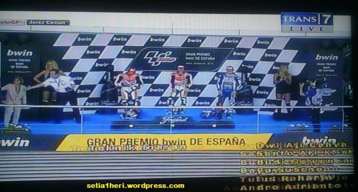 juara moto gp jeres spanyol 2013