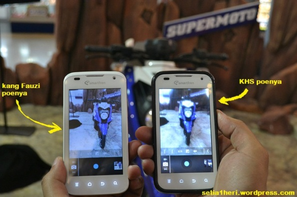 kamera andromax i ngefog