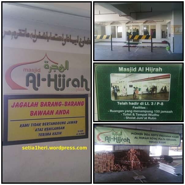 Masjid Al-Hijrah Royal Plaza