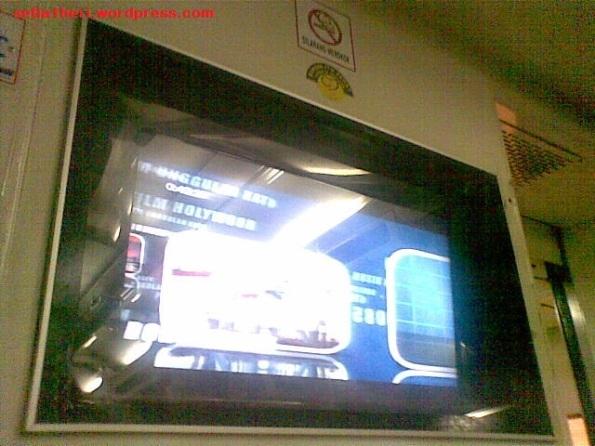 tv kereta