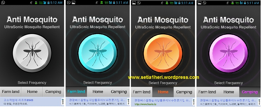 Anti Mosquito android