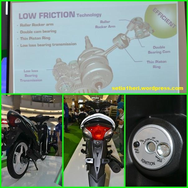 low friction technology yamaha