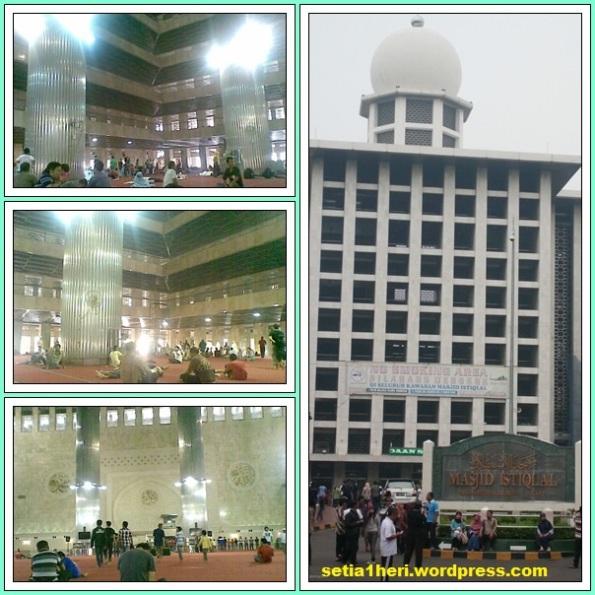 masjid istiqlal republik indonesia