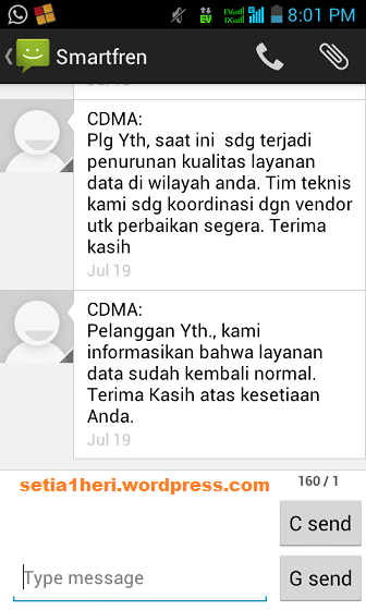 sms notifikasi smartfren error