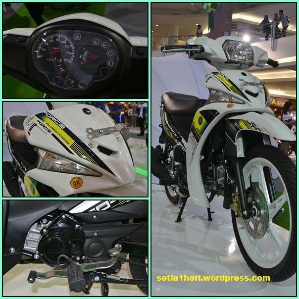 Yamaha Force 2013