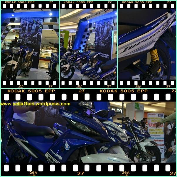 Yamaha livery Moto GP Jawa Timur