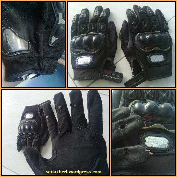 gloves pro-biker