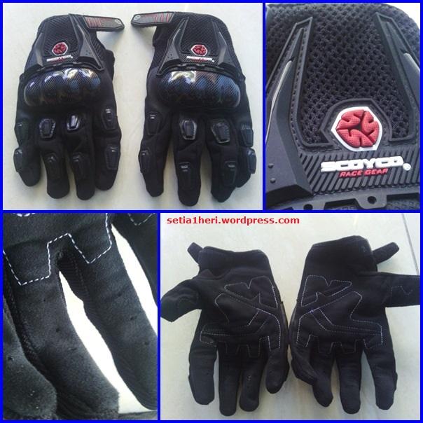 gloves scoyco mc08 xl