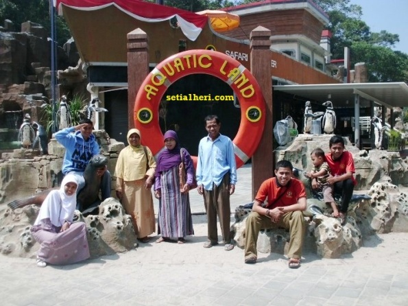 aquatic land taman safari indonesia 2