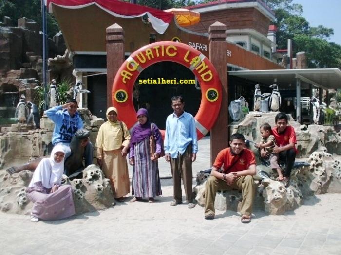 aquatic land taman safari indonesia 2