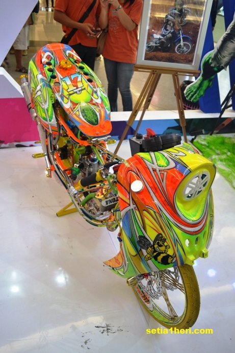 drag bike fino
