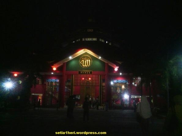 masjid muhammad cenghoo pandaan