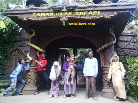 taman ular safari