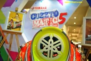 Yamaha Fino drag bike modifikasi