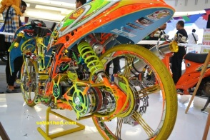 Yamaha fino modifikasi