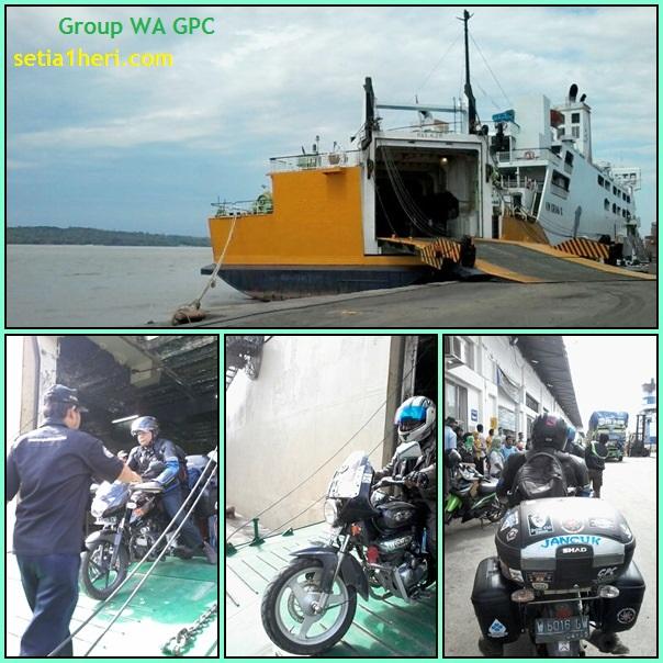 Trio Portugal GPC Gresik pulang dari Merauke