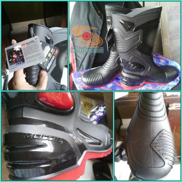 ap boot moto 3