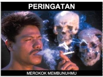 iklan rokok provokatif
