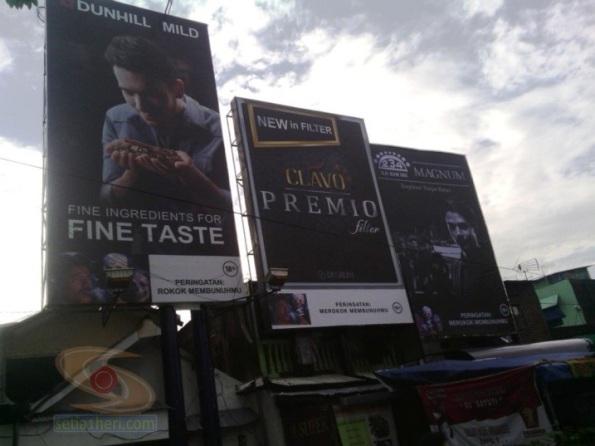 iklan rokok terbaru lebih menakutkan