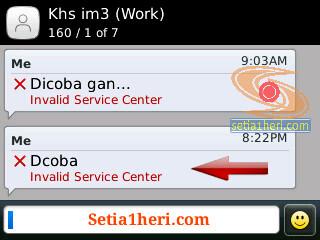 invalid service centre telkomsel
