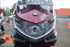 lampu depan yamaha gt 125 eagle eye