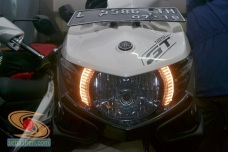 lampu kota gt 125 eagle eye