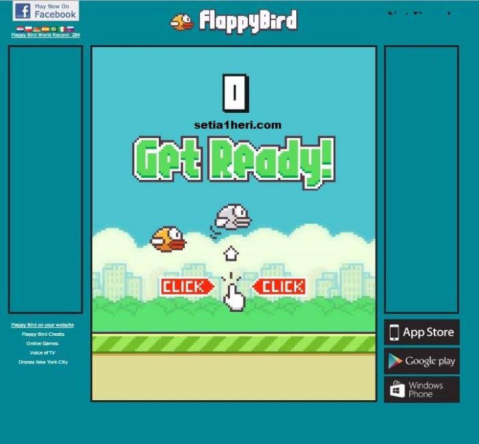 flappybird di PC