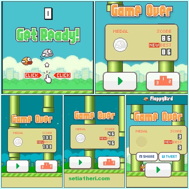 flappybird game